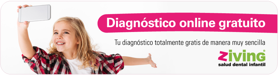Banner Diagnostico online gratuito - Ziving Salud dental infantil